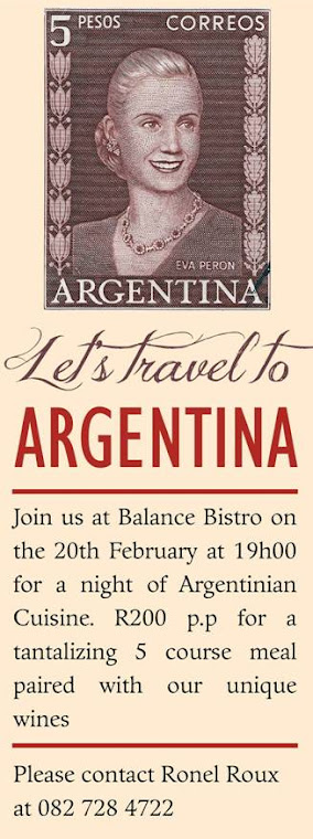 Lets Travel to Argentina!