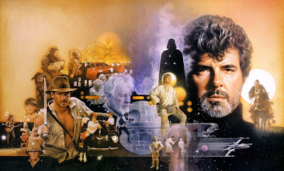 Wallpaper George Lucas