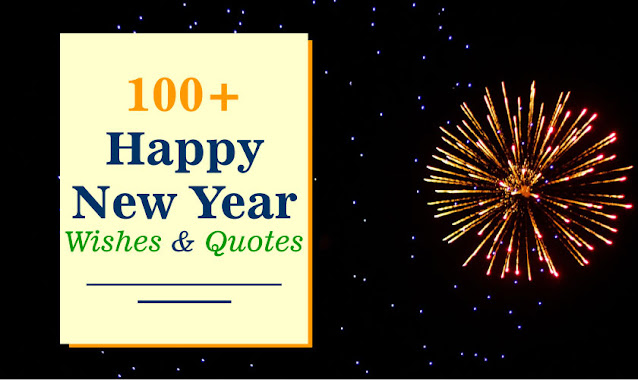 100 Best New Year Wishes & Quotes for You
