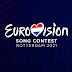 Eurovisiesongfestival 2021 in Rotterdam.