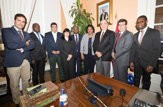 Embaixadora de Moçambique visitou Faro