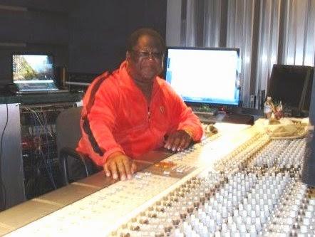 Jim Gardiner at Pajama Studio