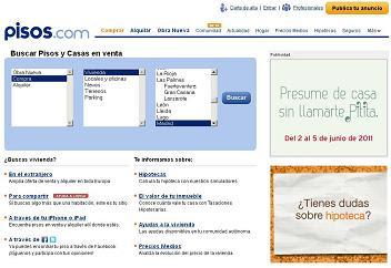 Vivienda barata en Pisos.com