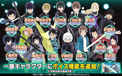 World Trigger Smash Border English Version