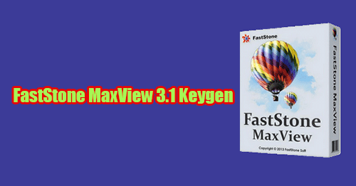 faststone maxview serial