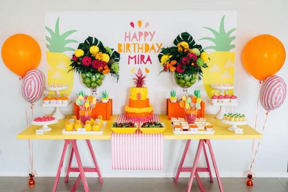 frutas sucos fit party festinha saudável