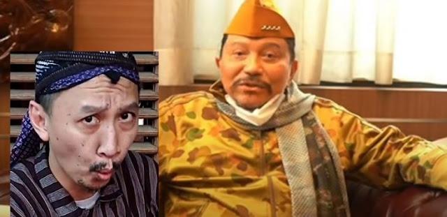 Sultan Pontianak Ke IX Laporkan Abu Janda dan Hendropriyono ke Polisi, Ini Kasusnya