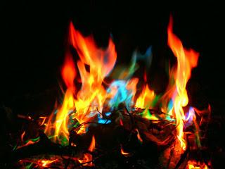 warna api