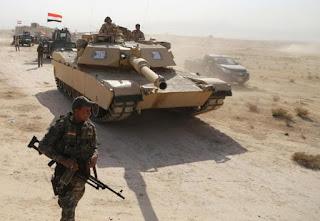 Pasukan Irak Diperkirakan Butuh waktu Dua Bulan untuk kembali Rebut Mosul dari ISIS - Commando