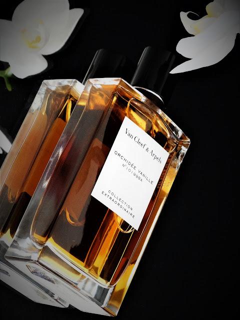 Parfum Orchidée Vanille Van Cleef and Arpels avis, orchidée vanille parfum, parfum van cleef arpels, avis parfum, parfum femme à la vanille, collection extraordinaire van cleef and arpels, orchidée vanille parfum avis