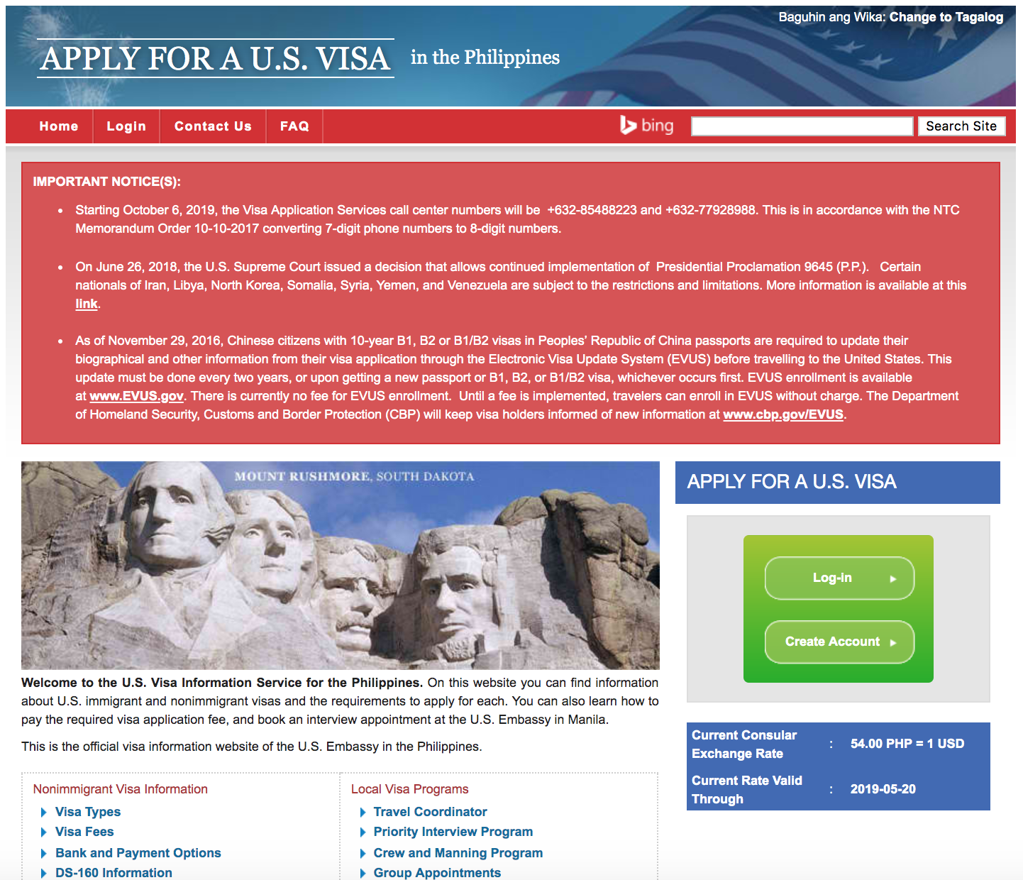 How To Apply For A Us Tourist Visa In The Philippines Useful Tips The Beauty Junkee