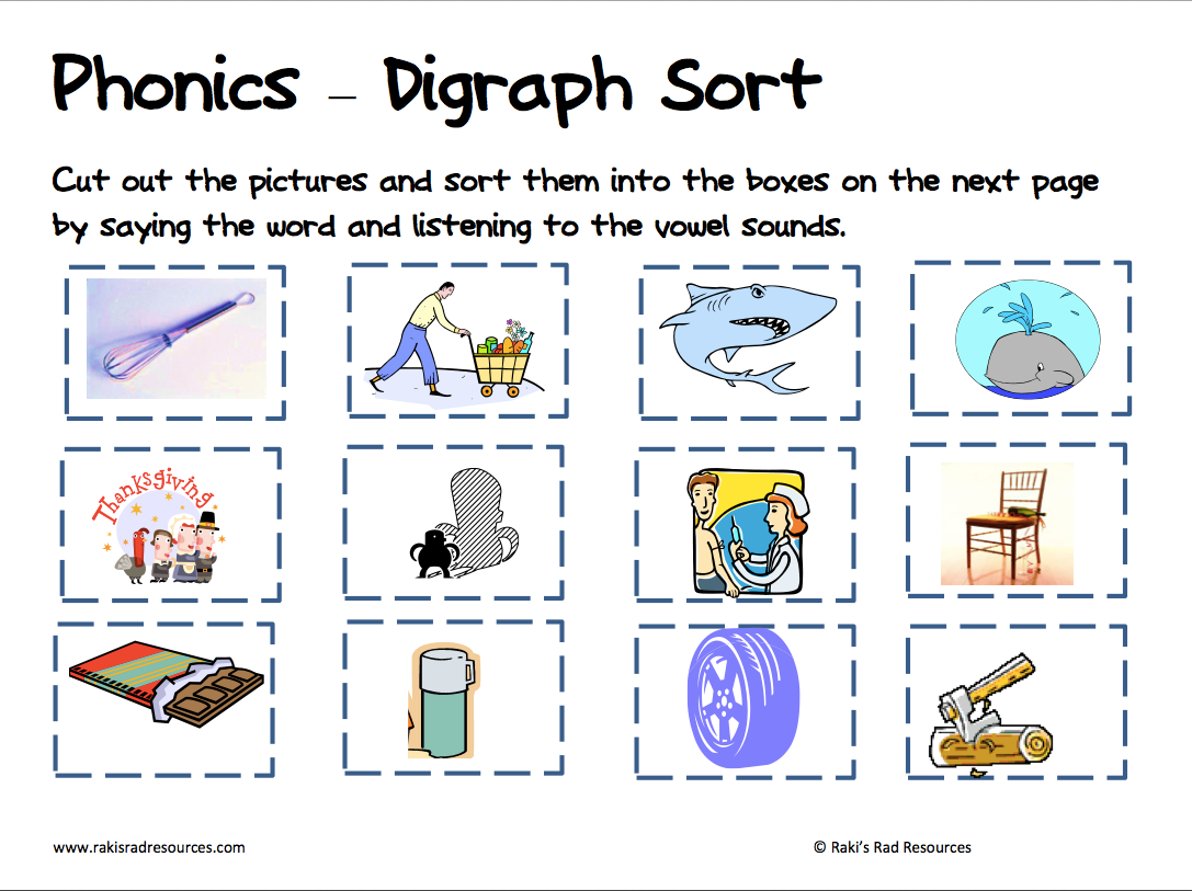 I Teach Dual Language Vocabulary Word Sorts Part Ii