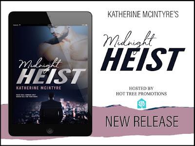 Midnight Heist Release Blitz