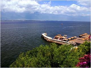 ทะเลสาบเอ๋อไห่ (Erhai Lake)