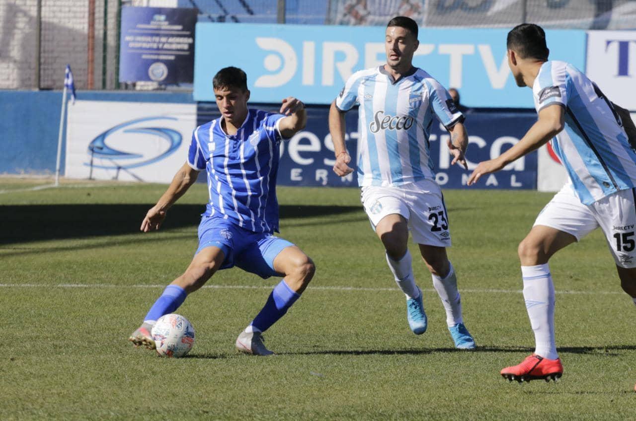 Atlético Tucumán dio el golpe ante Godoy Cruz en Mendoza