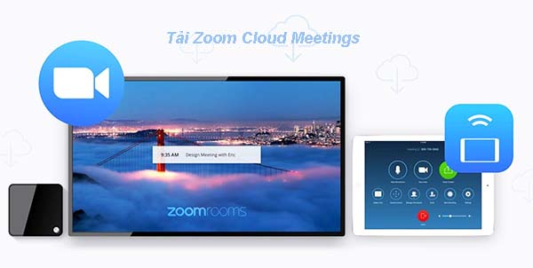 Tải Zoom Cloud Meetings - Học trực tuyến về máy tính, PC miễn phí b