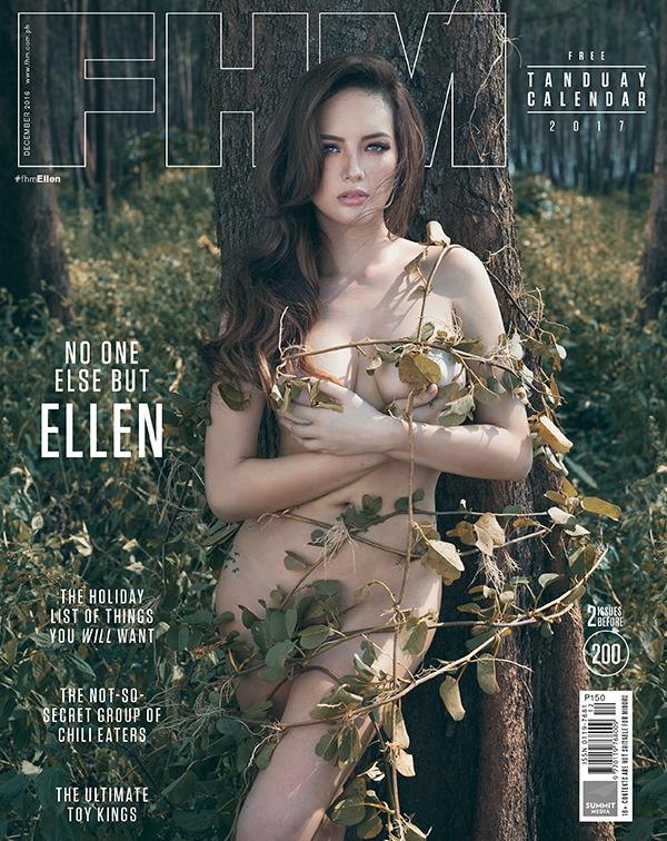 Ellen Adarna FHM December 2016 cover 001
