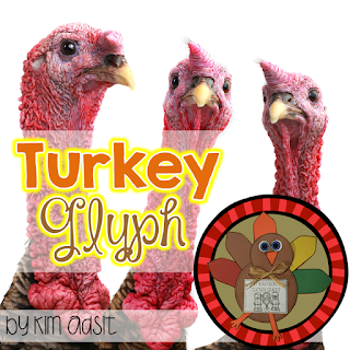 https://www.teacherspayteachers.com/Product/Thanksgiving-Turkey-Glyph-103414