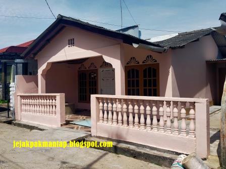 Di Jual Rumah Daerah Tanjung Permai - Kecamatan Seri Kuala Lobam