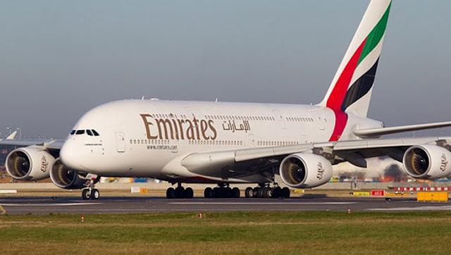 طيران الإمارات,السفر بطيران الإمارات