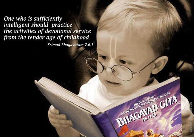 Education and Bhagavad Gita