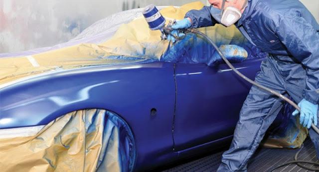 Ζητείται έμπειρος βαφέας αυτοκινήτων με προϋπηρεσία