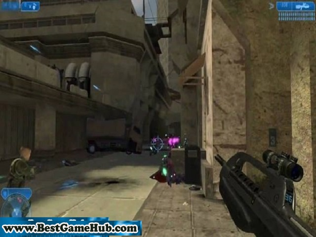 Halo 2 Full Version PC Game Free Download with Crack