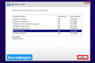 choose-the-version-of-windows-10-to-install