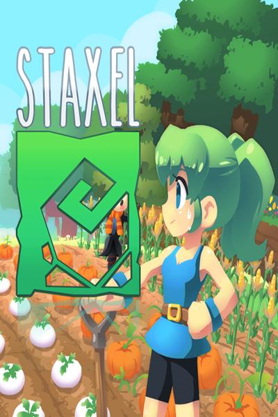 โหลดเกมส์ Staxel