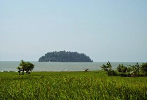 Pesona Keindahan Destinasi Wisata Pulau Mandalika Di Keling Jepara Jateng Ihategreenjello