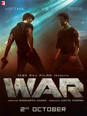 War (Hindi) Movie Ringtones and bgm for Mobile
