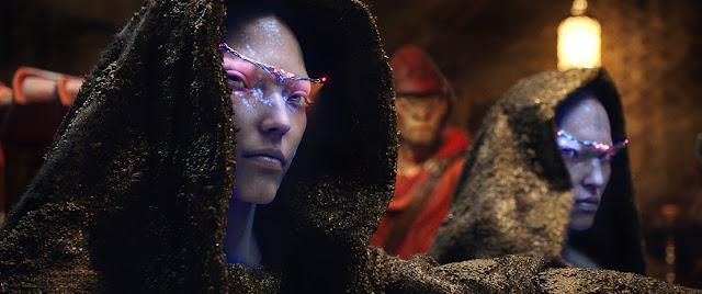 Personajes de la película Valerian y la ciudad de los mil planetas ha sido dirigida por Luc Besson