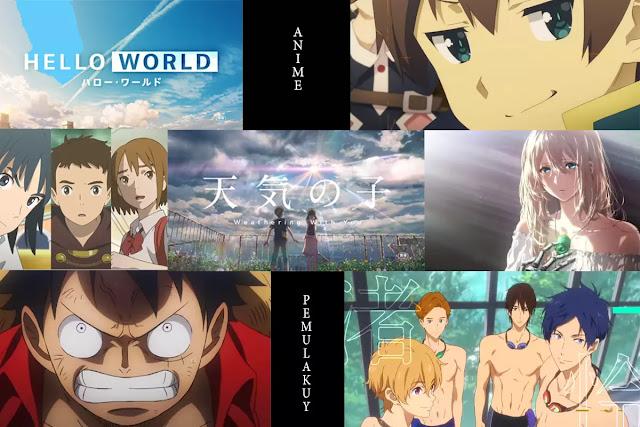 7 Anime Movie Yang Akan Rilis Summer 2019, Seru Untuk Ditonton