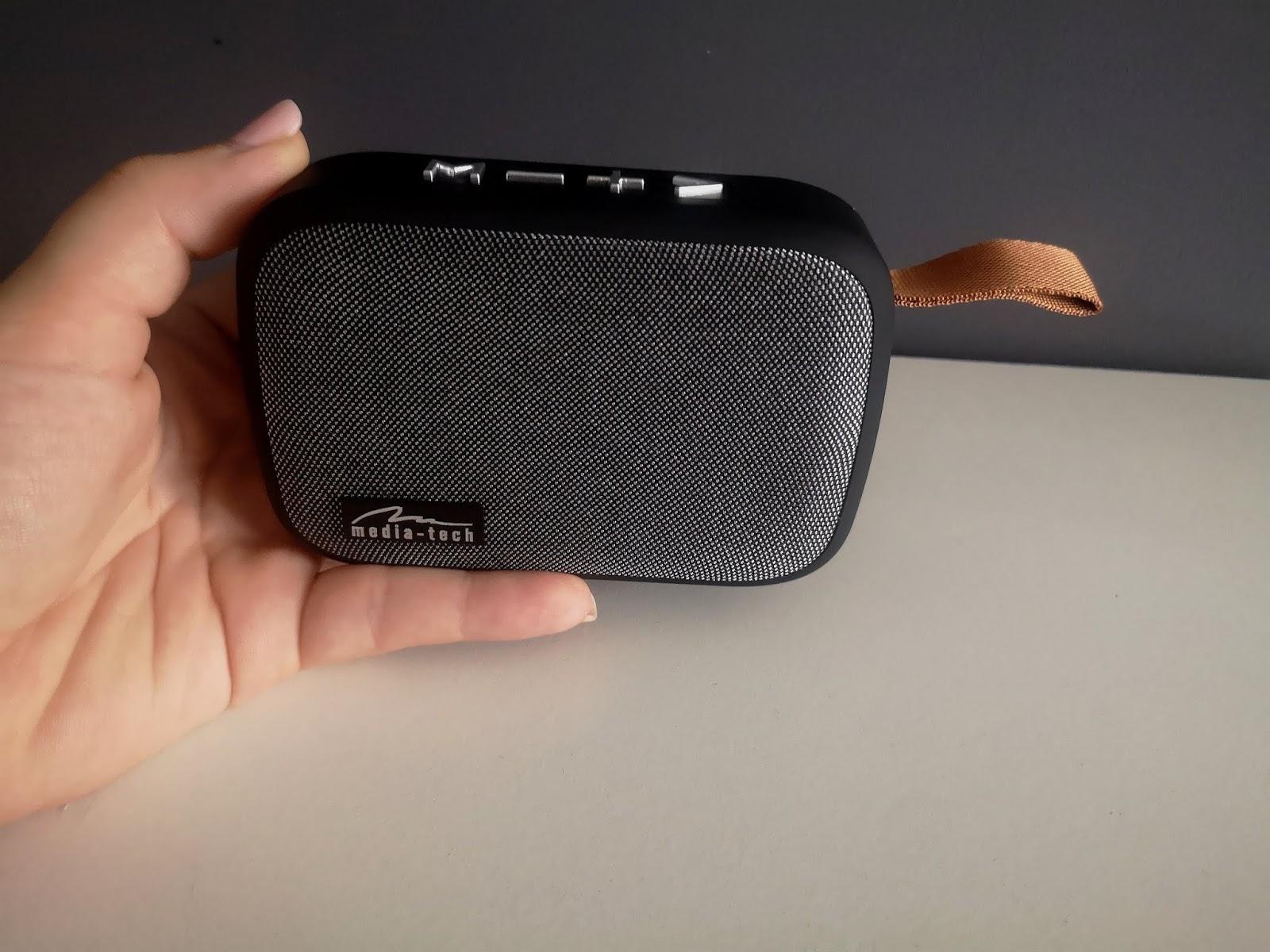 Przenośny głośnik FUNKY BT MT3156 - Media Tech