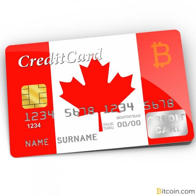 3 ngân hàng lớn nhất ở Canada và chính sách thẻ tín dụng cho giao dịch tiền ảo.