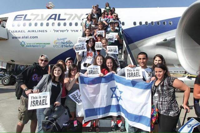 Израиль: страна людей высшей рас