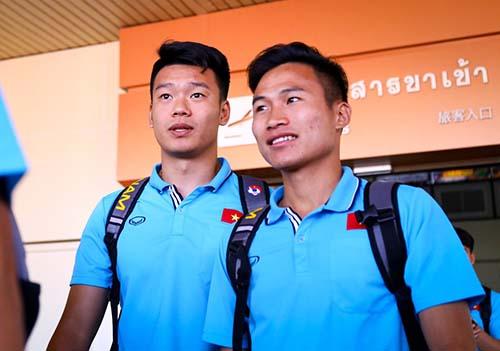 U23 Việt Nam đã có mặt ở Buriram, chuẩn bị đấu UAE 5