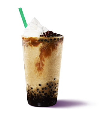 Ultra Caramel Coffee Sphere Frappuccino®