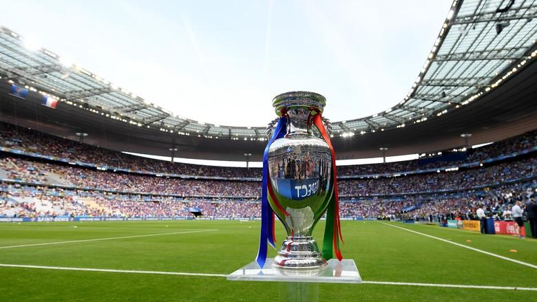 Daftar Channel Yang Menyiarkan Piala Eropa 2020