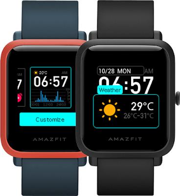 Amazfit Bip S Download Watch Faces