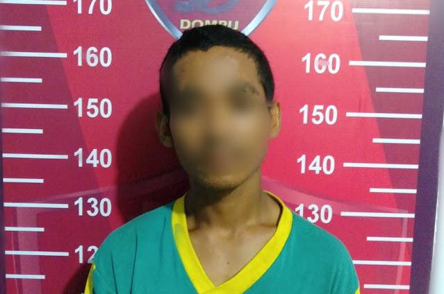 Sempat kabur ke Bali, pria asal Dompu ini terancam 9 tahun penjara