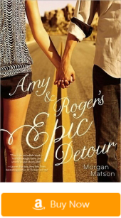 Books like the fault in our stars: Amy and Roger's Epic Detour