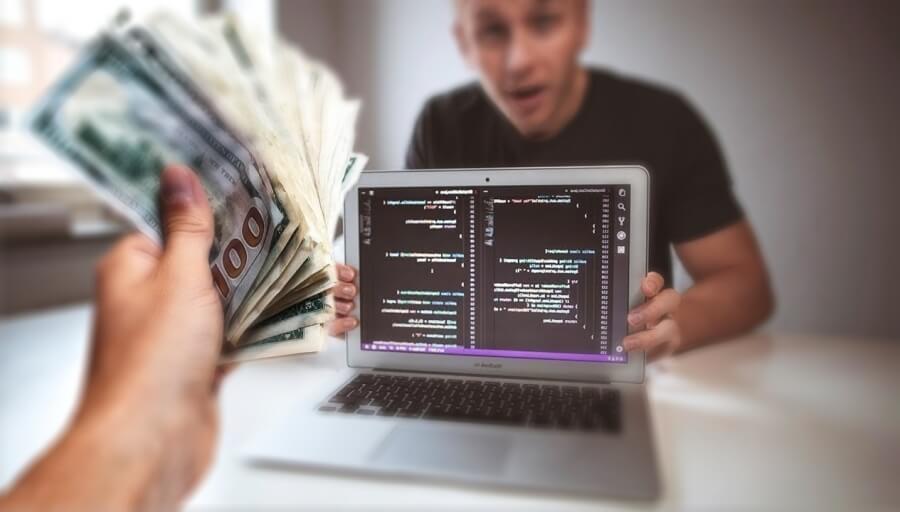 الربح من البرمجة