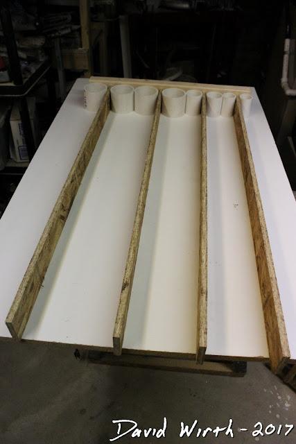 simple pvc shelf, pipe, cheap, diy, make, craft