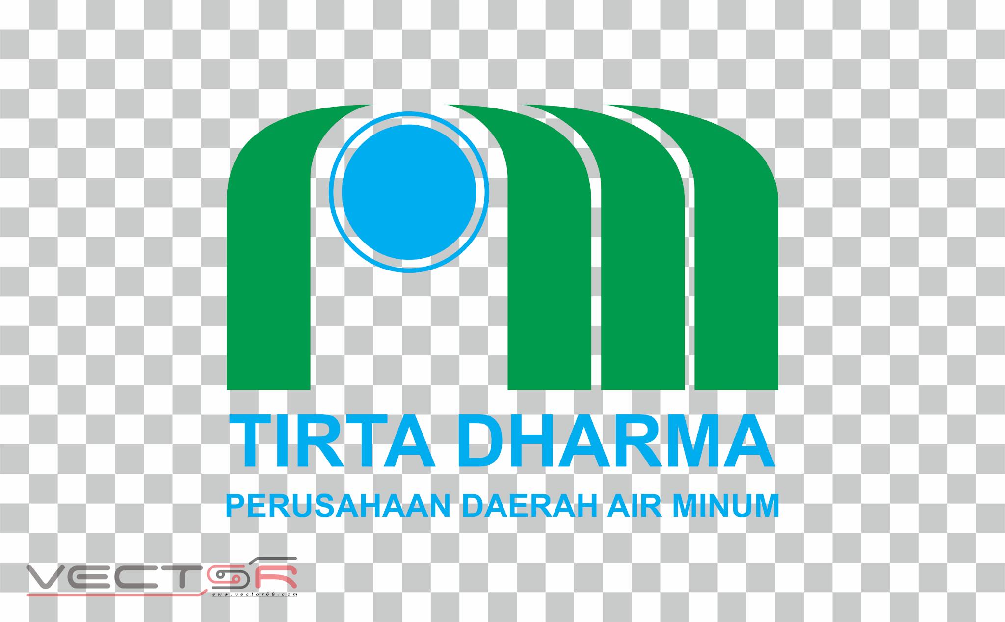 PDAM (Perusahaan Daerah Air Minum) Logo - Download Vector File PNG (Portable Network Graphics)