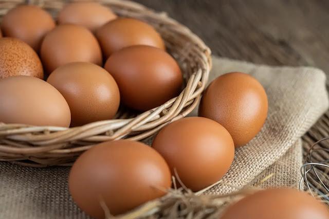 فوائد البيض