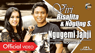 Lirik Lagu Ngugemi Janji - Nogling S feat Vivi Rosalita