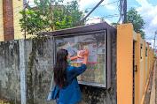 Mahasiswa KKN Universitas Diponegoro Ajak Masyarakat Membuat  Hand Sanitizer Dari Lidah Buaya