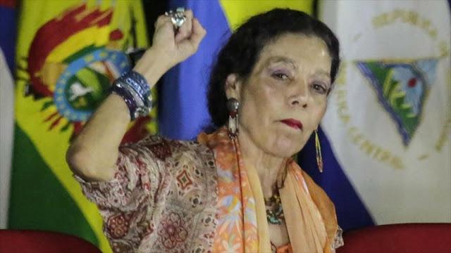 Nicaragua denuncia 'crímenes de odio' y 'terrorismo' de oposición