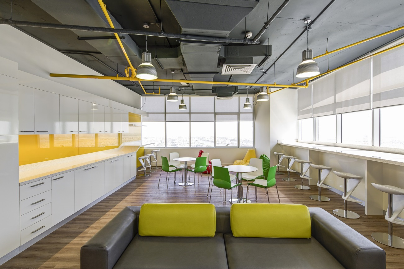 Communal Spaces In The Office Kitchen Break Area 1850 Thoughts